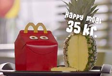 McDonalds Denmark
